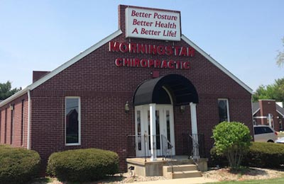 Chiropractic Glen Carbon IL Office Building